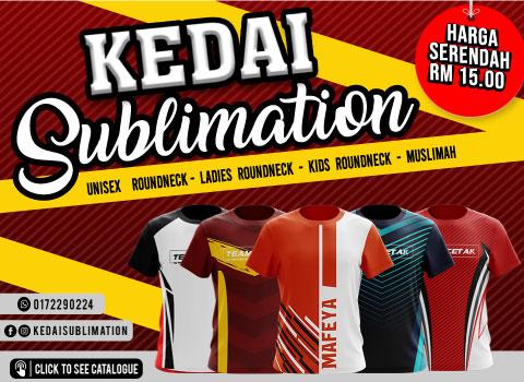 KEDAI-SUBLIMATION